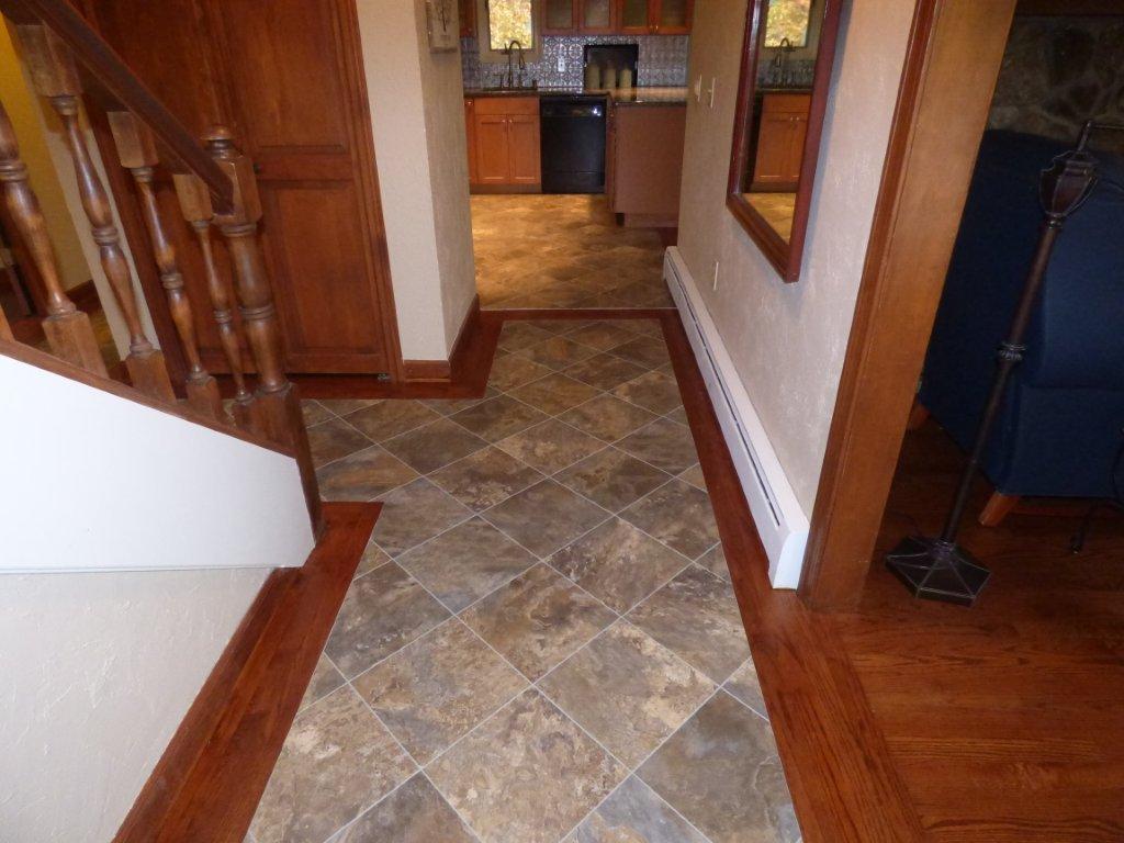 Barkhamsted Inlaid Tile Floor