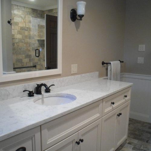 Burlington Bathroom Remodel in Harwinton