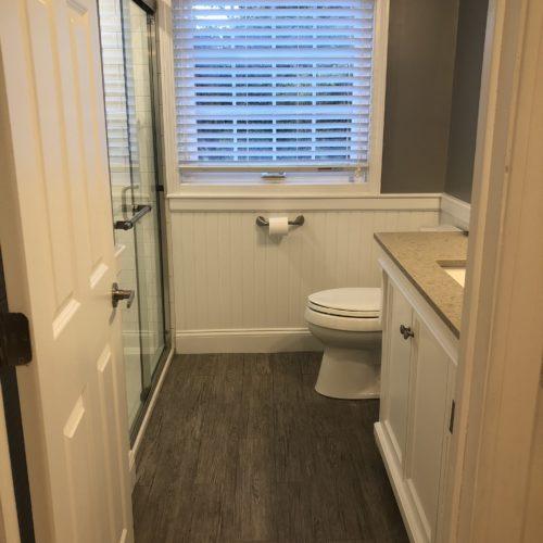 Barkhamsted Bathroom Remodeling for Powder Room